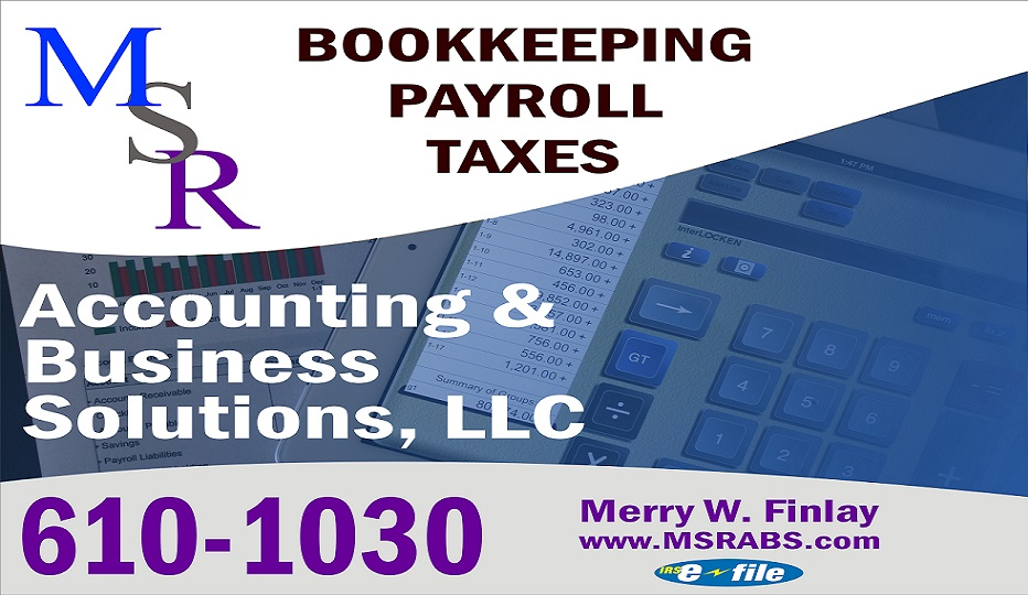MSR Accounting & Business Solutions, LLC
